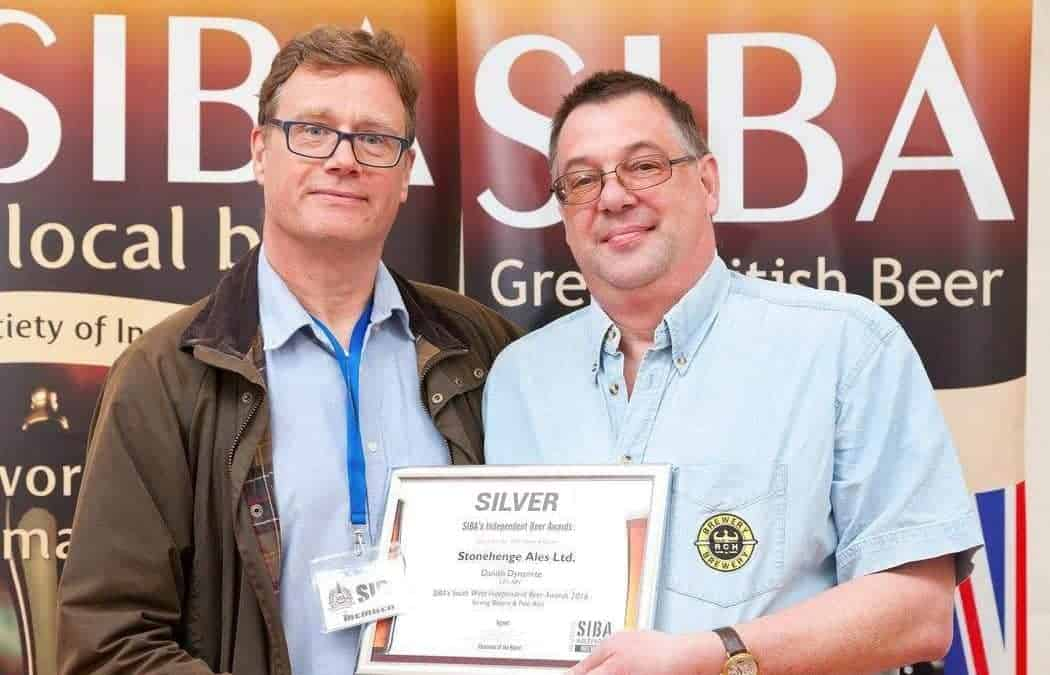 SILVER AWARD AT TUCKERS MALTINGS BEER FEST!