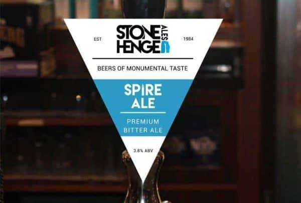 spire ale beer